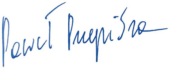 Paweł Przepióra podpis