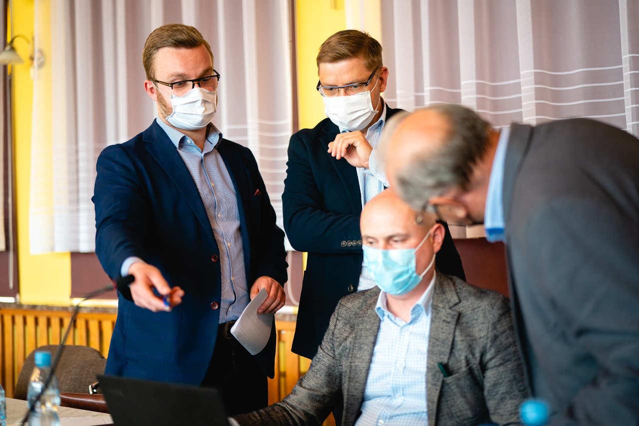 Paweł Przepióra Dzień Samorządowca Dopiewo