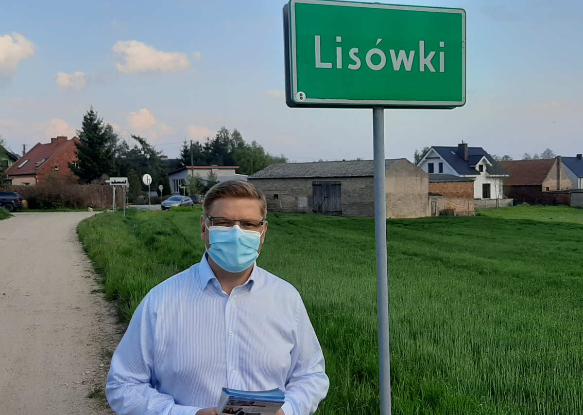 Paweł Przepióra Lisówki