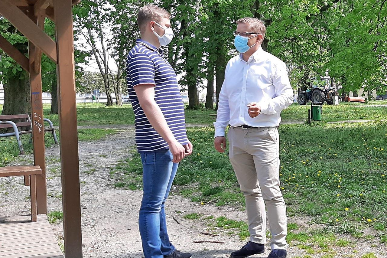 Paweł Przepióra Skórzewo Zieleń