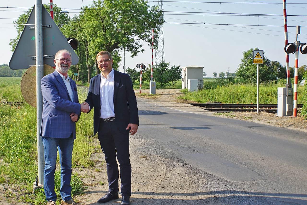Paweł Przepióra Wiadukt Kolejowa Skórzewo Plewiska Jan Broda
